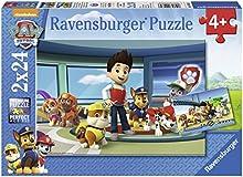 Comprar Patrulla Canina - Puzzle doble, 24 piezas (Ravensburger 09085 3)