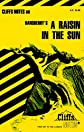 CliffsNotes on Hansberry&#39;s A Raisin in the Sun
