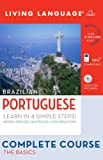 Complete Portuguese: The Basics (Book and CD Set): Includes Coursebook, 4 Audio CDs, and Learner's Dictionary (Complete Ba...