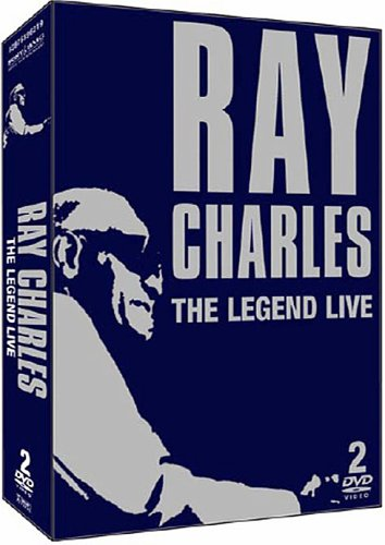 Ray Charles - the Legend Live [Deluxe Gift Box Set] [DVD]