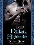 img - for Darkest Highlander (Dark Sword) book / textbook / text book
