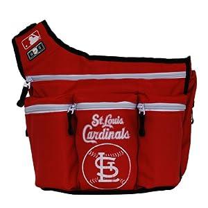 Diaper Dude St. Louis Cardinals Diaper Bag by Diaper Dude