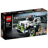 Platz 5: LEGO Technic 42047 - Polizei-Interceptor
