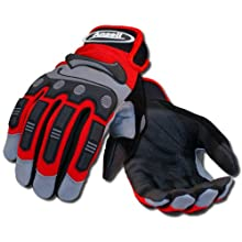 Ansell ProjeX Extreme Impact Rubber Work Glove, Large (Pack of 1 Pair)