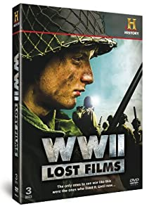 World War II: Lost Films [DVD]