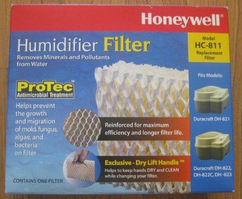honeywell-luftbefeuchter-filter-modell-hc811-ersatz-filter-protec-antimikrobielle-behandlung