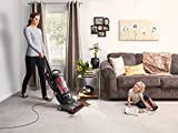 Hoover Vacuum Cleaner WindTunnel 3 High Performance Pet Bagless Corded Upright Vacuum UH72630PC