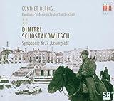Saarbrücken Radio Symphony Orchestra Shostakovich - Symphony No 7