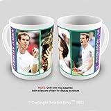 Andy Murray Wimbledon Champion quality Novelty Mug