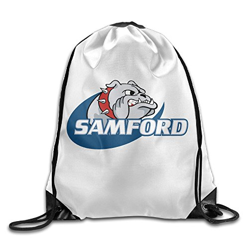 Carina Samford University Bulldogs Fancy Port Bag One Size (Ipod 5th Generation Bulldog Cases compare prices)