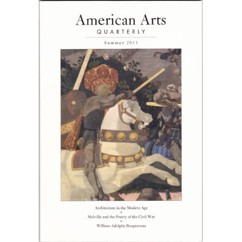 American Arts Quarterly, Summer 2011, Cooper, James F. (editor)