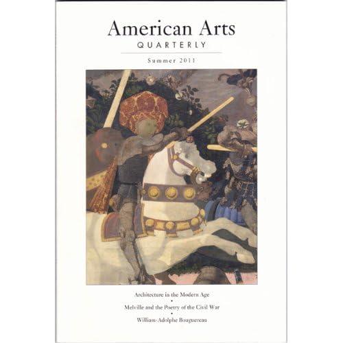 American Arts Quarterly, Summer 2011, Cooper, James F. (editor)