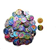 POG Milk Cap and Slammers Game POGS M…