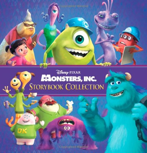 Monsters, Inc. Storybook Collection PDF