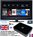 ANDROID 2.2 IPTV WEB TV With FULL Flash Enabled Google Browser Picture