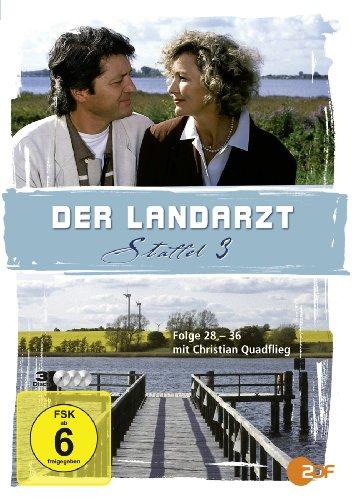 Der Landarzt - Staffel 3 (Jumbo Amaray - 3 DVDs)