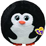 Ty Beanie Ballz Avalanche The Penguin (Large)