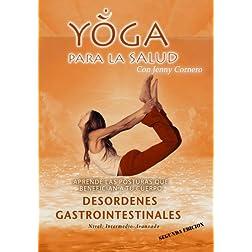 """Yoga para la Salud DVD """"Desordenes gastro-intestinales"""""""