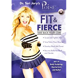 Poise Fit & Fierce: Take Back Your Core with Dr. Teri Jory