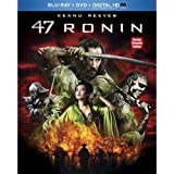 47 Ronin [Blu-ray + DVD + UltraViolet] (Bilingual)