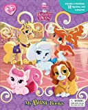 Disney Palace Pets My Busy Book
