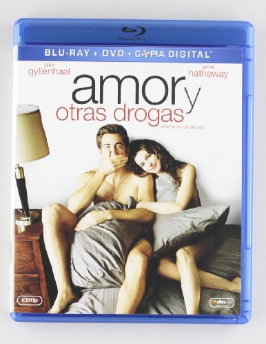 Amor Y Otras Drogas (Blu-Ray) (Import) (European Format - Region B) (2011) Jake Gyllenhaal; Anne Hathaway