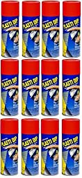 12-PACK Performix PLASTI DIP RED 11OZ Spray CAN Rubber Handle Coating