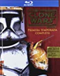 Star Wars The Clone Wars (Temp [Blu-ray]