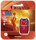 ADATA USA NBA Pro Series Houston Rockets Jeremy Lin 16 GB Flash Drive (APNBA-16G-RJL)