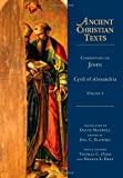 img - for Commentary on John: Volume 1 (Ancient Christian Texts) book / textbook / text book
