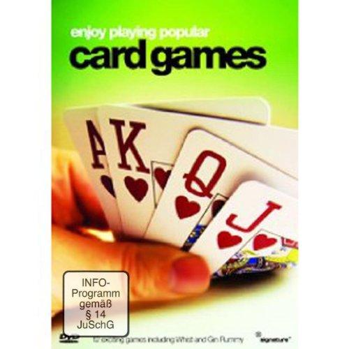 Popular Card Games [DVD]