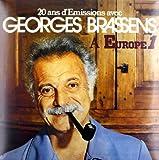 20 Ans D'Émissions Avec Georges Brassens À Europe 1 - Édition Limitée