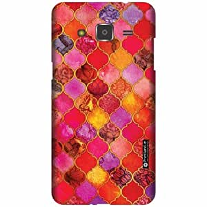Printland Designer Back Cover for Samsung Galaxy j2 - Creative Art Case Cover