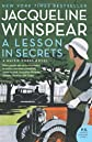 A Lesson in Secrets: A Maisie Dobbs Novel (P.S.) Reprint Edition by Winspear, Jacqueline [2012]