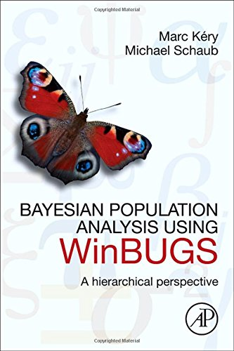 Bayesian Population Analysis using WinBUGS: A Hierarchical Perspective (Matrix Population Models compare prices)