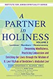 A Partner in Holiness: Deepening Mindfulness, Practicing Compassion and Enriching Our Lives Through the Wisdom of R. Levi Yitzhak of Berdichev's, Vol. 2  (Institute for Jewish Spirituality)