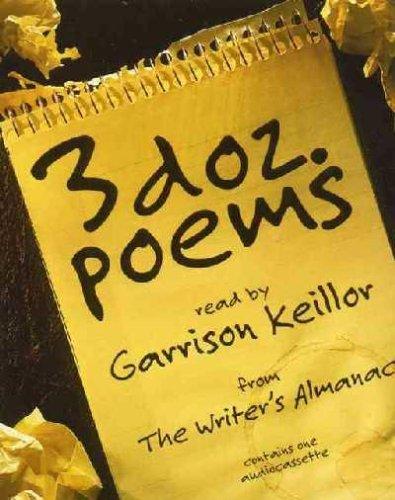 3 Doz. Poems  - Garrison Keillor