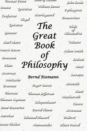 The Great Book of Philosophy