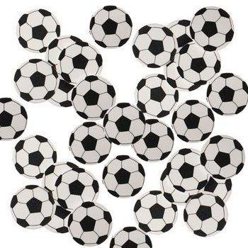 55 Foam Soccer Ball Shapes - Self Adhesive