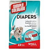 Simple Solution Disposable Diapers, Small, 12-Count ~ Bramton Company