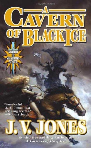 Cavern Black Ice Sword Shadows