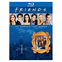 Friends: The Complete First Season [Blu-ray]