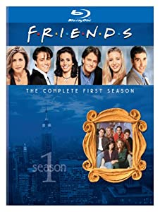 Friends: The Complete First Season [Blu-ray] from Warner Home Video