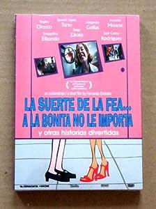 LA SUERTE DE LA FEA A LA BONITA NO LE IMPORTA y otras historias divertidas - 11 Mexican short films [NTSC/REGION 1 & 4 DVD. Import-Latin America]