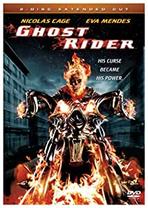 Raquel Alessi In Ghost Rider