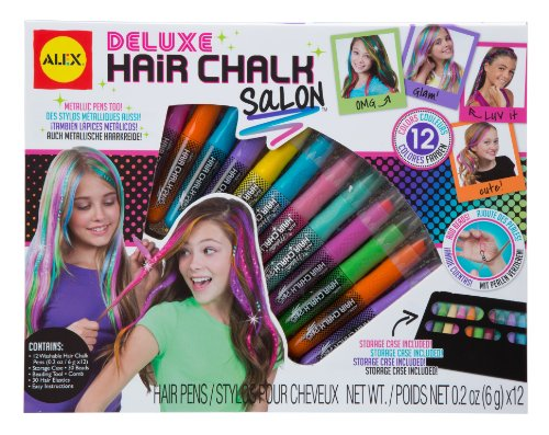 ALEX Spa Deluxe Hair Chalk Salon JungleDealsBlog.com
