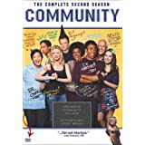Community: The Complete Second Seasonby Joel McHale