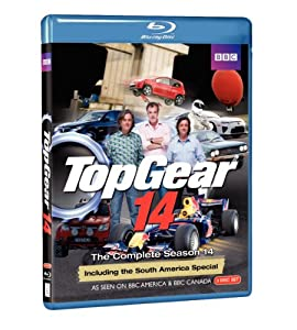 Top Gear 14 [Blu-ray]