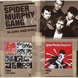 """Tutti Frutti (82)+Live! (83)von """"Spider Murphy Gang"""""""