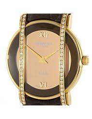 Buy Cheap Raymond Weil Geneve 12011 Diamond Solid 18K Yellow Gold Ladies Quartz Watch Deals